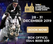Liverpool International Horse Show 2019 (Derbyshire Horse)